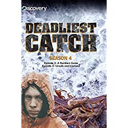 Deadliest Catch Season 4 - A Numbers Game & Unsafe and Unsound