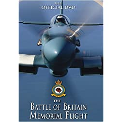 The Battle of Britain Memorial Flight 'Lest We Forget'