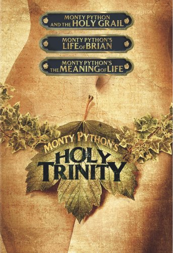 Monty Python Holy Trinity (Monty Python and the Holy Grail / Monty Python's Life of Brian / Monty Python's the Meaning of Life) (6 discs)