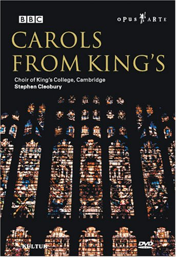Carols From King's / Choir of King's College, Cambridge � Stephen Cleobury
