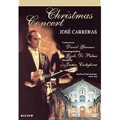 Jose Carreras - Christmas Concert