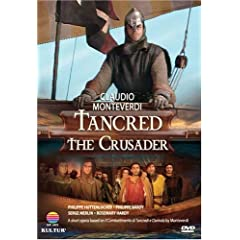 Claudio Monteverdi - Tancred The Crusader- Phillippe Bardy, Michelle Corboz