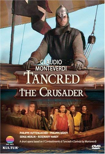 Claudio Monteverdi - Tancred The Crusader- Phillippe Bardy, Michelle Corboz