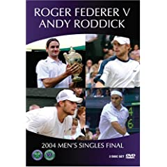 Wimbledon 2004 Men's Final - Federer vs. Roddick