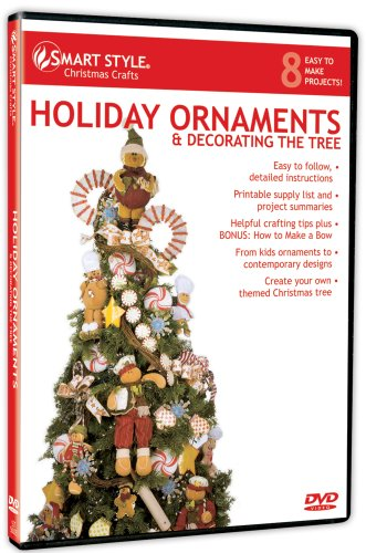 Christmas Crafts: Holiday Ornaments & Decorations