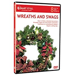 Christmas Crafts: Wreaths and Swags