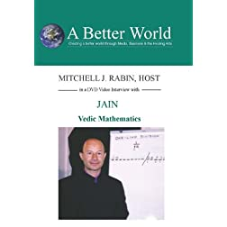 Vedic Mathematics with Jain on DVD