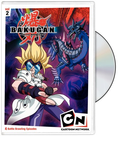 Bakugan, Vol. 2: Game On