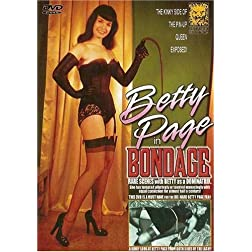 Betty Page in Bondage