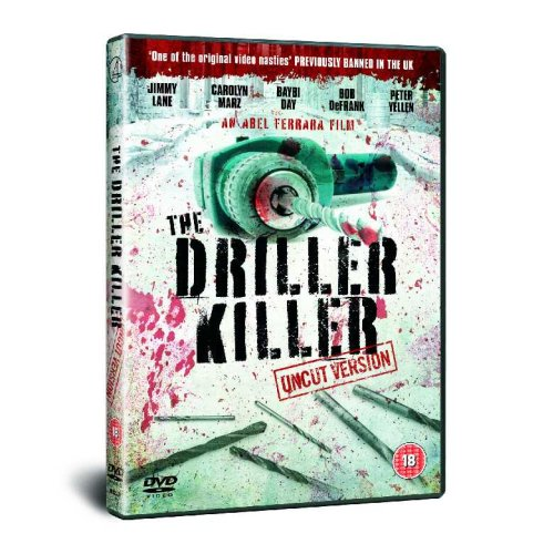 Driller Killer Uncut