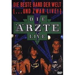 Die Beste Band Der Welt (Und Zwar Liv