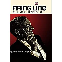 "Firing Line with William F. Buckley Jr. ""Why Are the Students Unhappy?"""