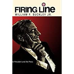 """Firing Line with William F. Buckley Jr. """"The President and the Press"""""""