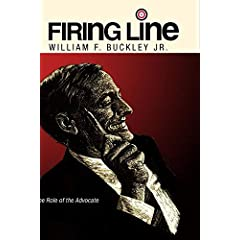 """Firing Line with William F. Buckley Jr. """"The Role of the Advocate"""""""