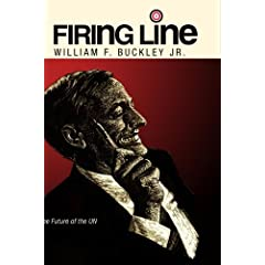 """Firing Line with William F. Buckley Jr. """"The Future of the UN"""""""