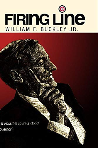 "Firing Line with William F. Buckley Jr. ""Is It Possible to Be a Good Governor?"""