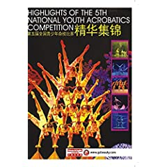 Highlights of the 5th National Youth Acrobatics Competition