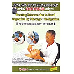 Treating Diseases due to Food Stagnation by Massage-Indigestion