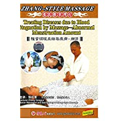 Treating Diseases due to Blood Stagnation by Massage-Abnormal Menstruation Amount