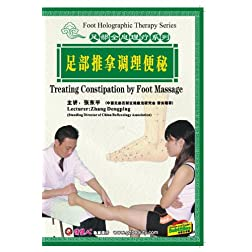 Treating Constipation by Foot Massage