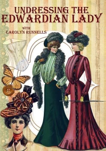 1908 Edwardian Genteel Disrobe