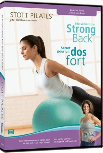 STOTT PILATES - The Secret to a Strong Back