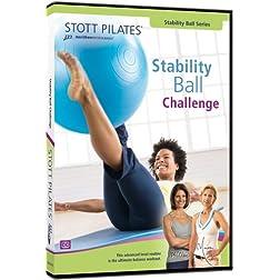 STOTT PILATES - Stability Ball Challenge