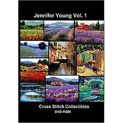 Jennifer Young Cross Stitch Vol. 1