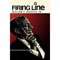 """Firing Line with William F. Buckley Jr. """"The Future of the American Theater"""""""