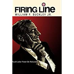 """Firing Line with William F. Buckley Jr. """"Should Labor Power Be Reduced?"""""""