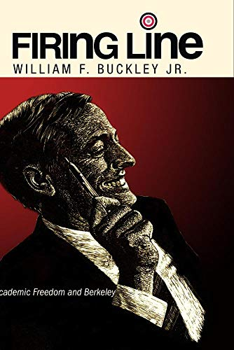 "Firing Line with William F. Buckley Jr. ""Academic Freedom and Berkeley"""