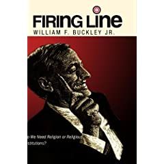 """Firing Line with William F. Buckley Jr. """"Do We Need Religion or Religious Institutions?"""""""