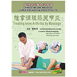 Treating knee Arthritis by Massage