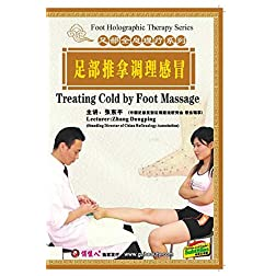 Treating Cold by Foot Massage