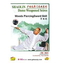 Woods Piercing Sword Skill