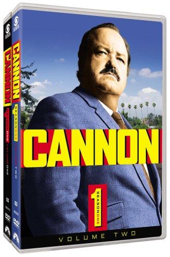 Cannon - Season One, Vols. 1-2