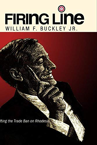 "Firing Line with William F. Buckley Jr. ""Lifting the Trade Ban on Rhodesia"""
