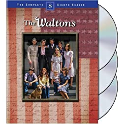 The Waltons - The Complete Eighth Season