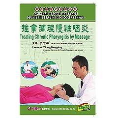 Treating Chronic Pharyngitis by Massage