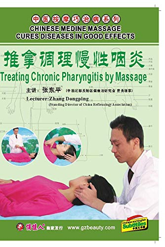 Treating Chronic Pharyngitis by Massage