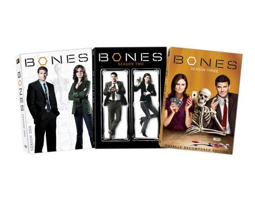 Bones - Seasons 1-3