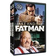 Jake and the Fatman - Season One, Vols. 1-2