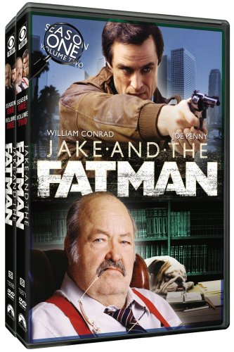 Jake and the Fatman - Season One, Vols. 1-2