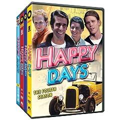 Happy Days - Seasons 1-4