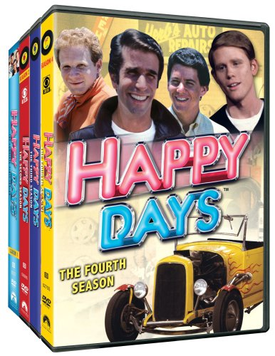 Happy Days - Seasons 1-4