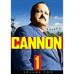 Cannon - Season One, Vol. 2
