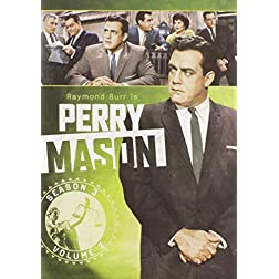 Perry Mason - The Third Season - Vol. 2