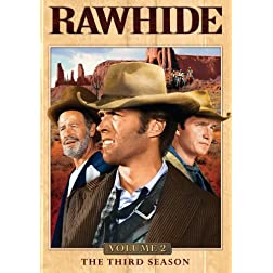 Rawhide - Season Three, Vol. 2