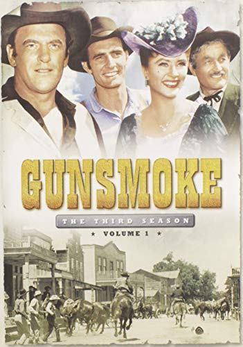 Gunsmoke - The Third Season, Vol. 1