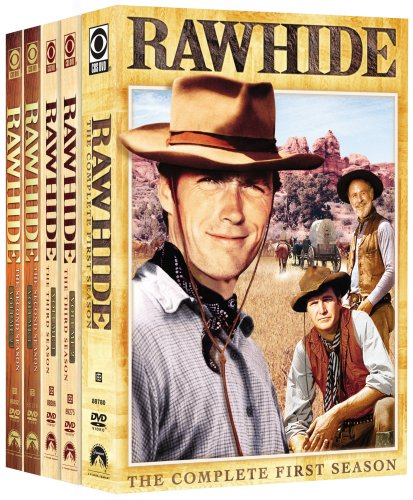 Rawhide - Seasons 1-3